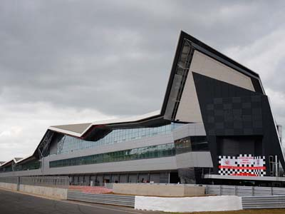 The Wing, Silverstone Circuit