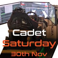 simulator saturday cadet