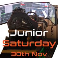 simulator saturday junior