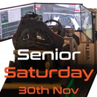 simulator saturday senior