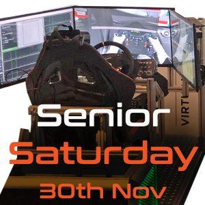 simulator saturday senior
