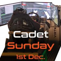 simulator sunday cadets