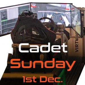 simulator sunday cadets