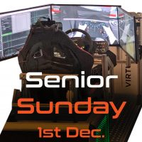 simulator sunday senior