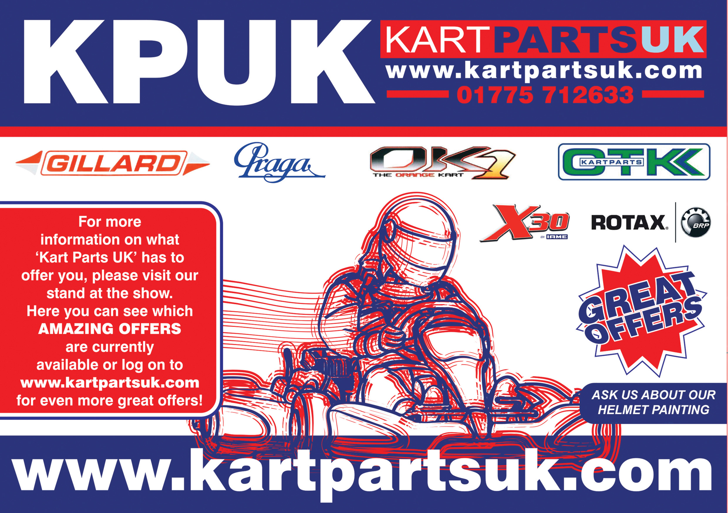 Exhibitors | KartMania 2019